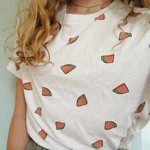 Watermelon Graphic Tee